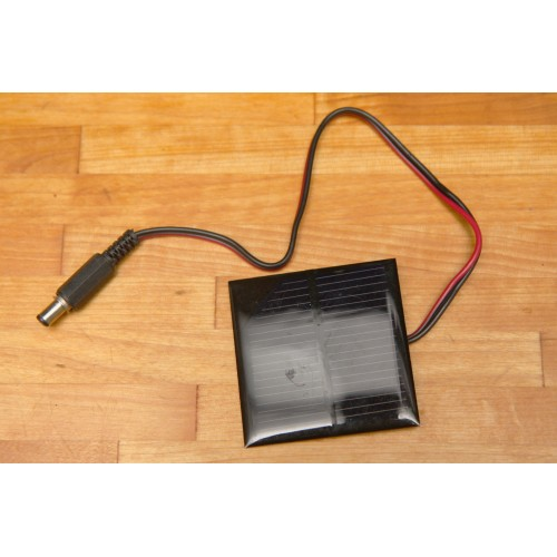Solar Panel, 5v 100ma, 1/2 watt