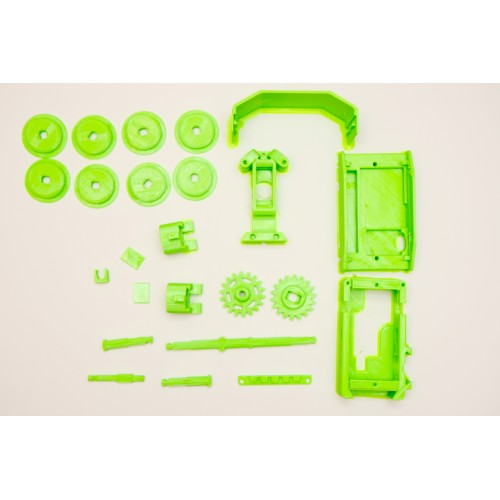 Flutter Scout 3D printed parts kit